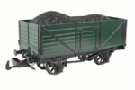 98003 Coal wagon with load in green